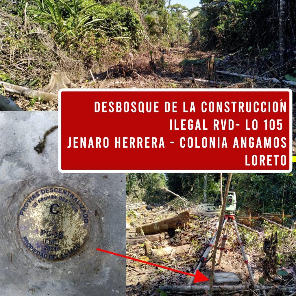 Fotos reales de la zona / Fuente anónima